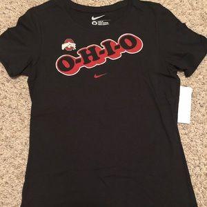 Women's Ohio State Nike T-Shirt